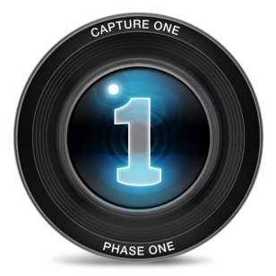 Logo / App icon for Capture One ( ca. 2014 )